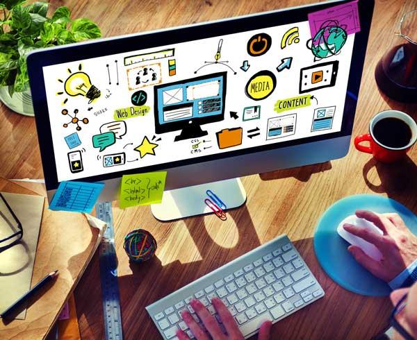 انواع طراحی وب سایت در تبریز